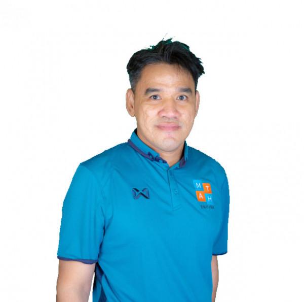 ดร.เอกชัย  คุณวุฒิปรีชาชาญ<br><small>ผู้ช่วยหัวหน้าภาควิชาฝ่ายบริหาร พัฒนาการศึกษา</small>