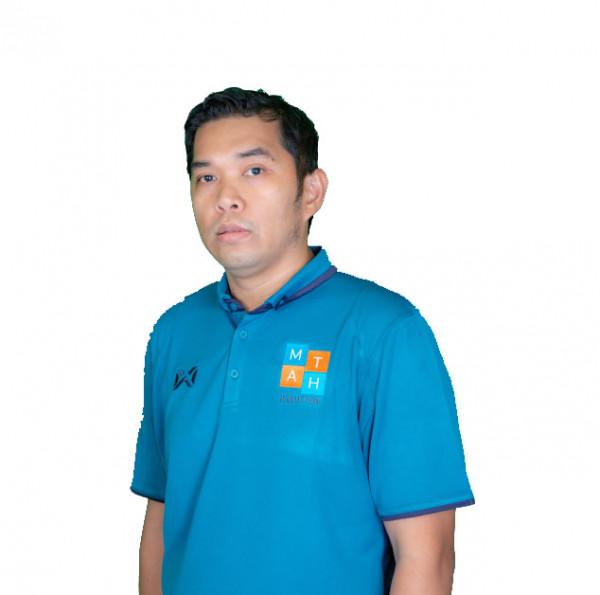 ผู้ช่วยศาสตราจารย์ ดร.คมสันต์  เนียมเปรม<br><small>อาจารย์</small>